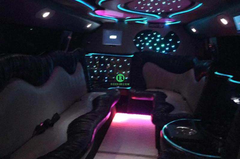 Hummer Stretch SUV (Limo)