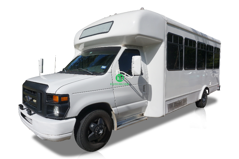 20 Passenger Party Bus Rental Houston