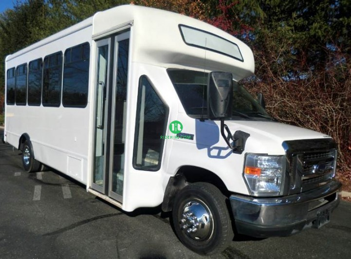 15 Passenger Party Bus Rental Houston