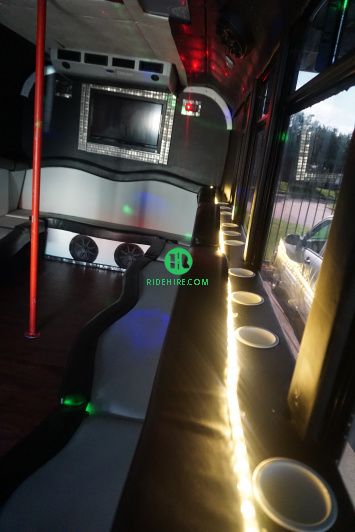 Ford E-350 Party Bus