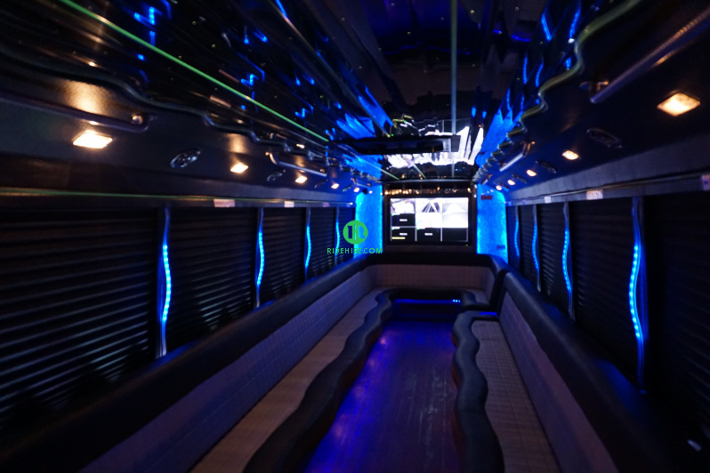Ford F-650 Party Bus