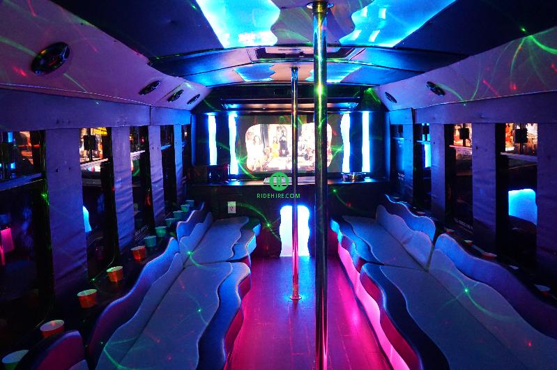 Houston Party Bus