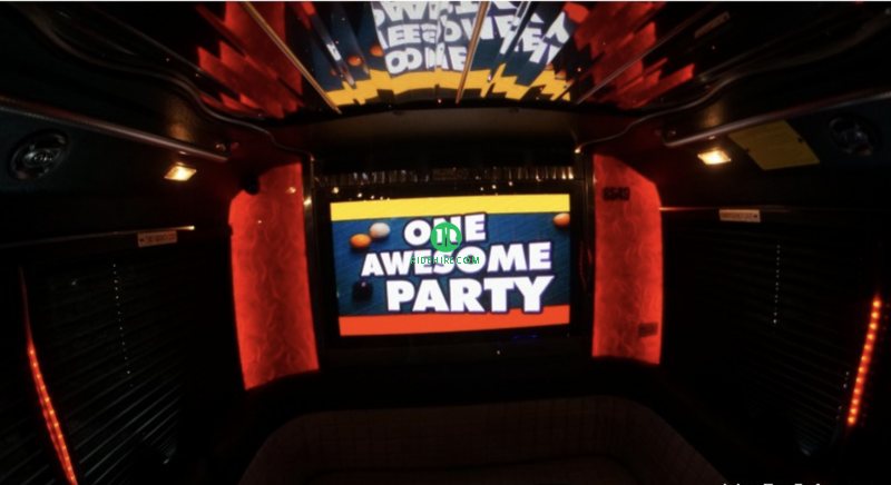 30 Passenger Party Bus