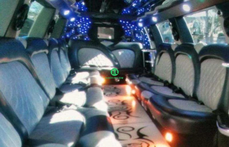 Cadillac Escalade Stretch SUV (Limo)