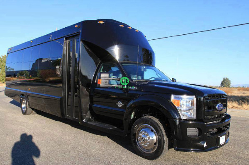 Ford F-550 Party Bus